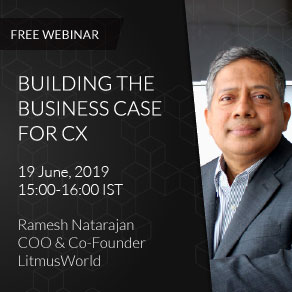 Free Webinar: Building the Business Case for CX