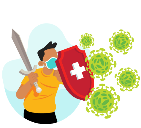 Protect yourself from Coronavirus!