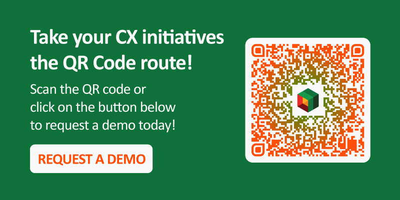 Are QR Codes the next big thing in Customer Experience Management?
